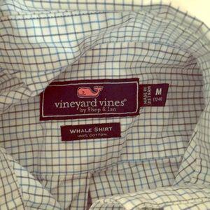 Button down dress shirt m 12/14 vineyardvines